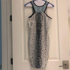 Bec & bridge snake print dress